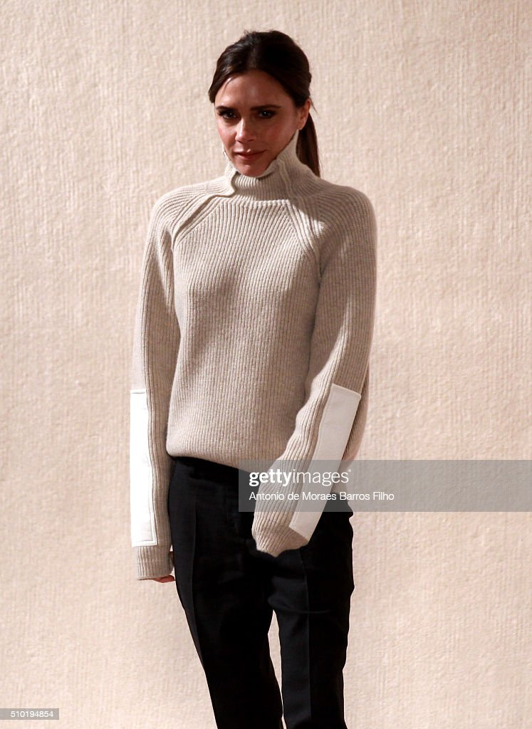 Victoria Beckham - Runway - Fall 2016 New York Fashion Week