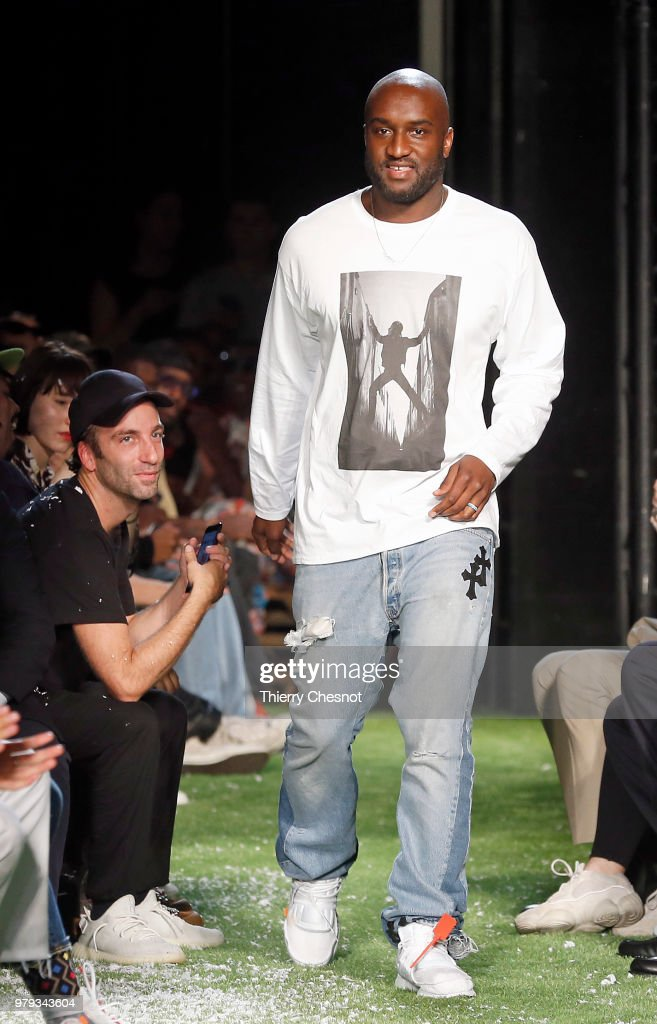 Off-White : Runway - Paris Fashion Week - Menswear Spring/Summer 2019