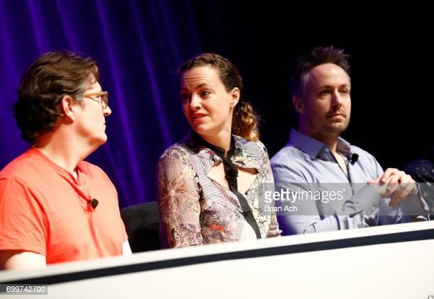 Designer Virtual Reality Visual Effects Kevin Mack artist futurist Zenka CEO Masterpiece VR Jonathan Gagne participate in Unlocking Potential of VR...