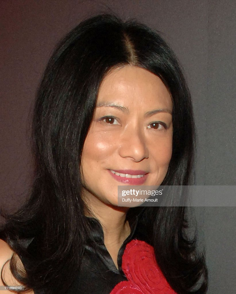 Mercedes-Benz Fashion Week Fall 2008 - Vivienne Tam - Front Row and Ba