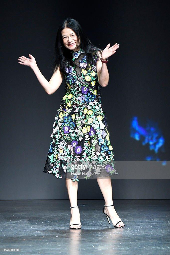 Vivienne Tam - Runway - September 2016 - New York Fashion Week: The Shows