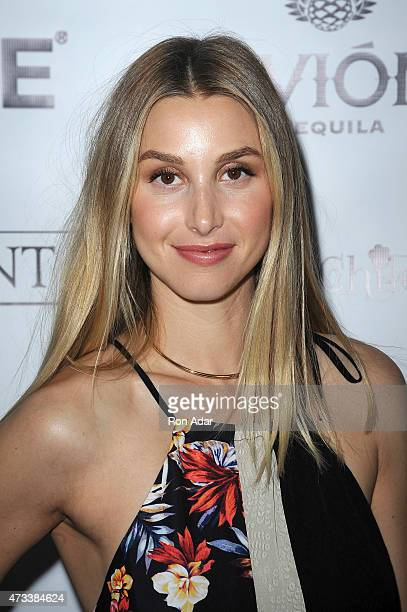 Designer Whitney Port attends Whitney Port hosts the Grand Opening of Mixology on May 14 2015 in New York City
