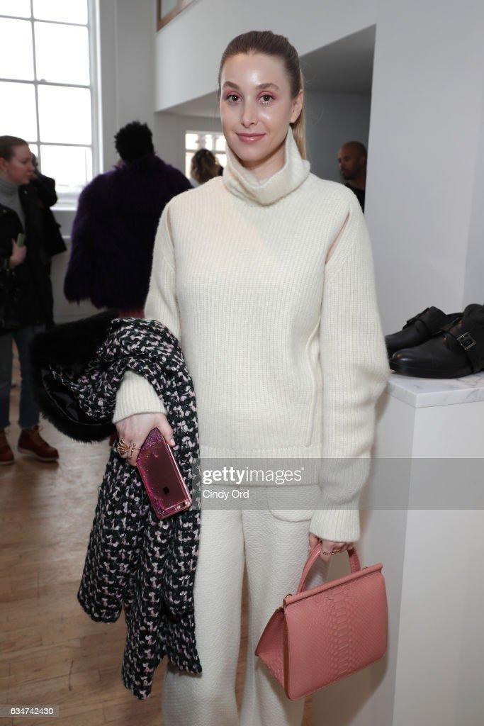 Paul Andrew - Presentation - February 2017 - New York Fashion Week: The Shows