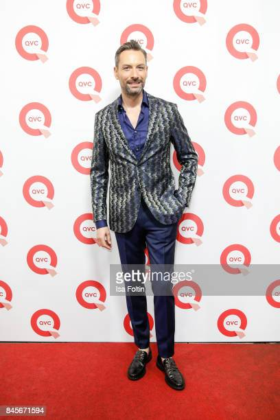 Designer Wolfgang Hein attends a QVC event during the Vogue Fashion's Night Out on September 8 2017 in duesseldorf Germany