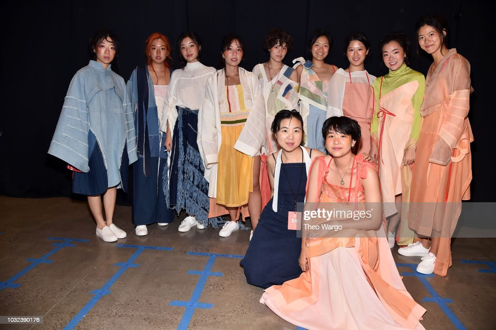 NY: RISD - Backstage - September 2018 - New York Fashion Week: The Shows