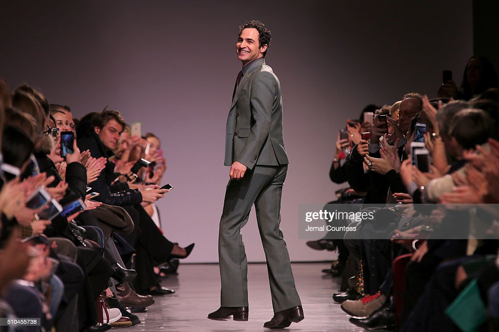 Zac Posen - Runway - Fall 2016 New York Fashion Week