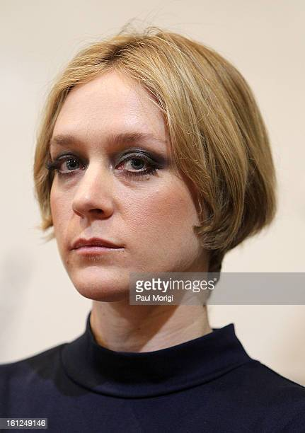 Designer/actress Chloe Sevigny at Chloe Sevigny For Opening Ceremony Presentation during Fall 2013 MercedesBenz Fashion Week on February 9 2013 in...