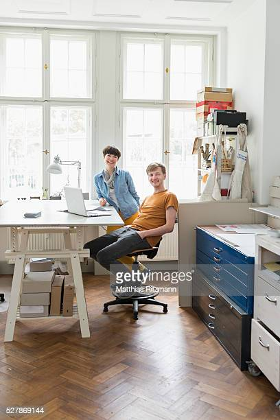 designers at work - design occupation stock pictures, royalty-free photos & images