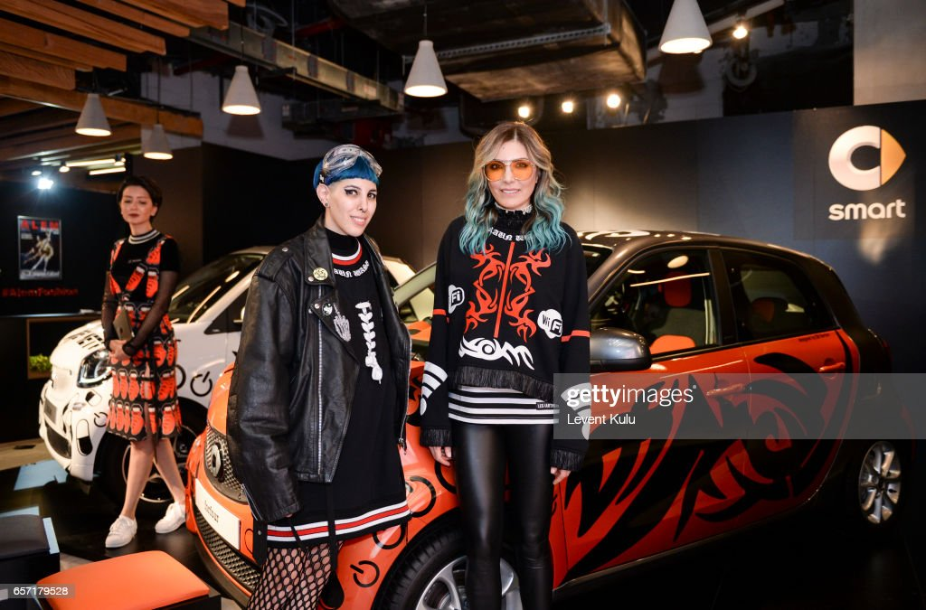 VIP Guests - Day 3 - Mercedes-Benz Fashion Week Istanbul - March 2017