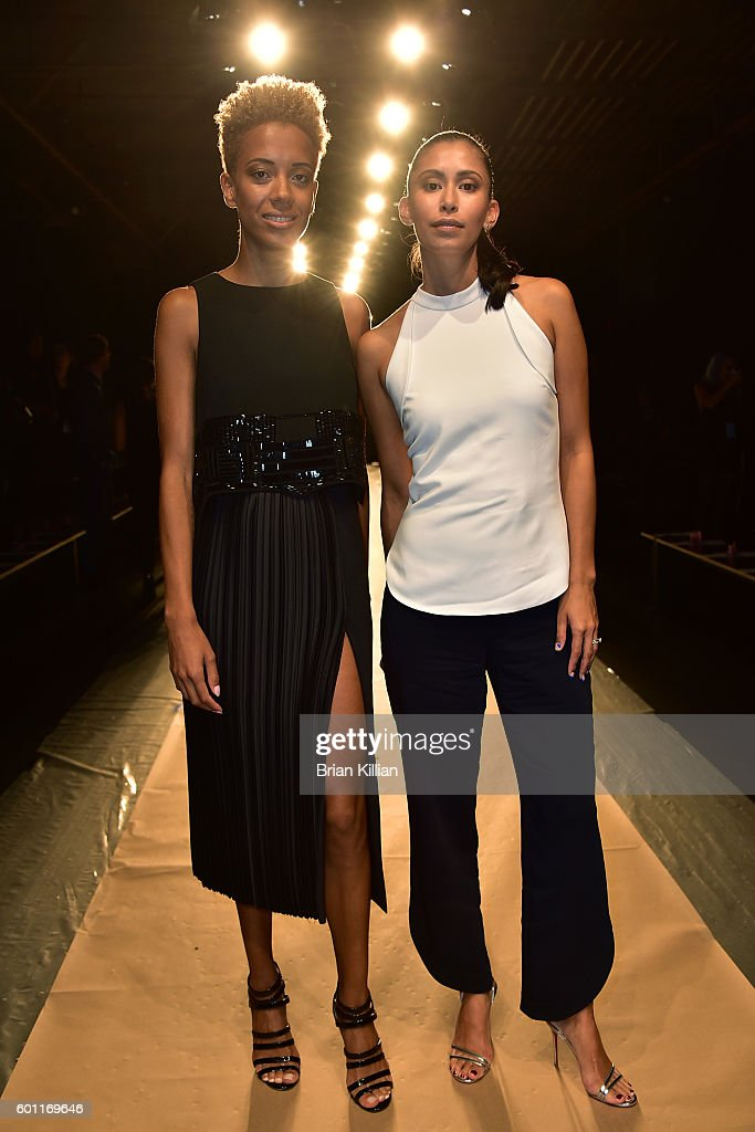Cushnie Et Ochs - Front Row & Backstage - September 2016 New York Fashion Week: The Shows