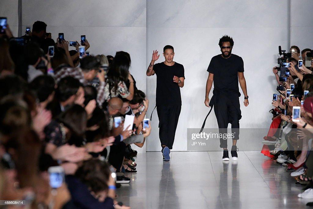DKNY Women's - Runway - Spring 2016 New York Fashion Week: The Shows