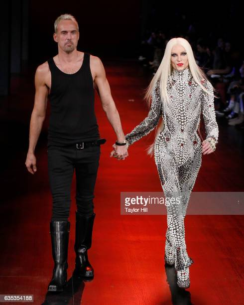 341 The Blonds Runway February 2017 New York Fashion Week Presented By Made Photos And Premium High Res Pictures Getty Images