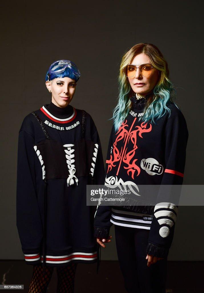 Designer Portraits - Mercedes-Benz Fashion Week Istanbul - March 2017