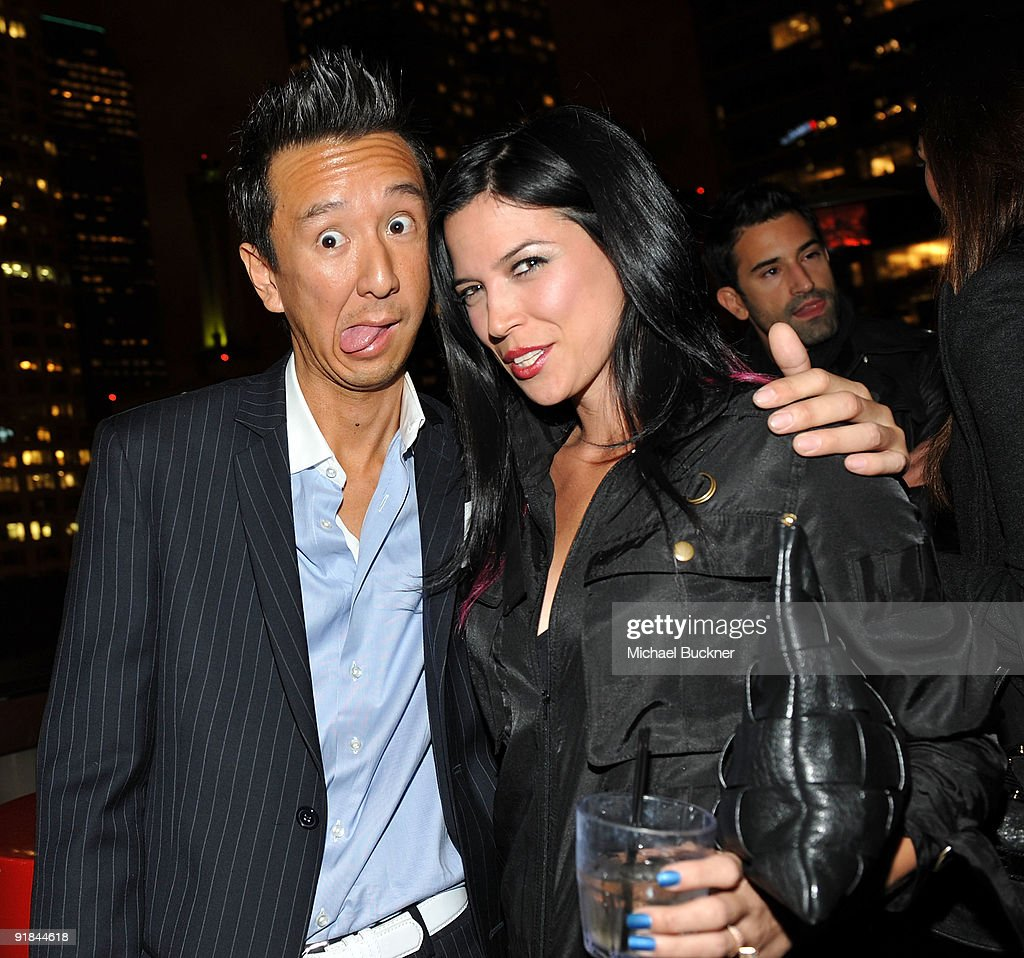 """Fashion Group International of Los Angeles """"Meet The Designers"""" - Arrivals"""