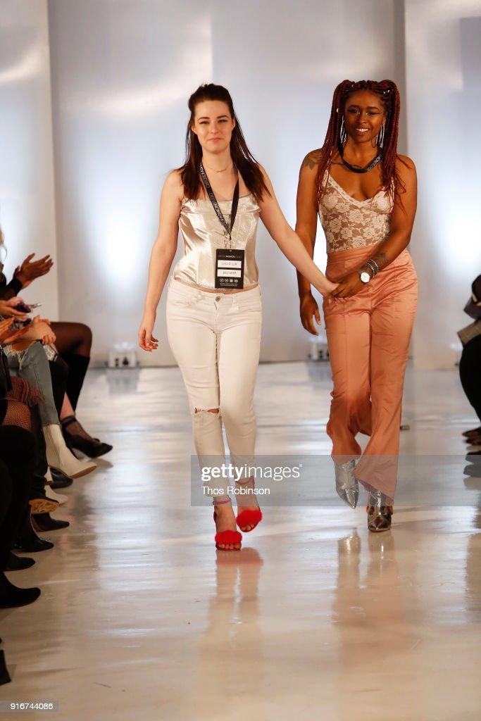 Designers Ilia Siegwaldof And Cortney Coco Sims Of Coco Ilia News Photo Getty Images
