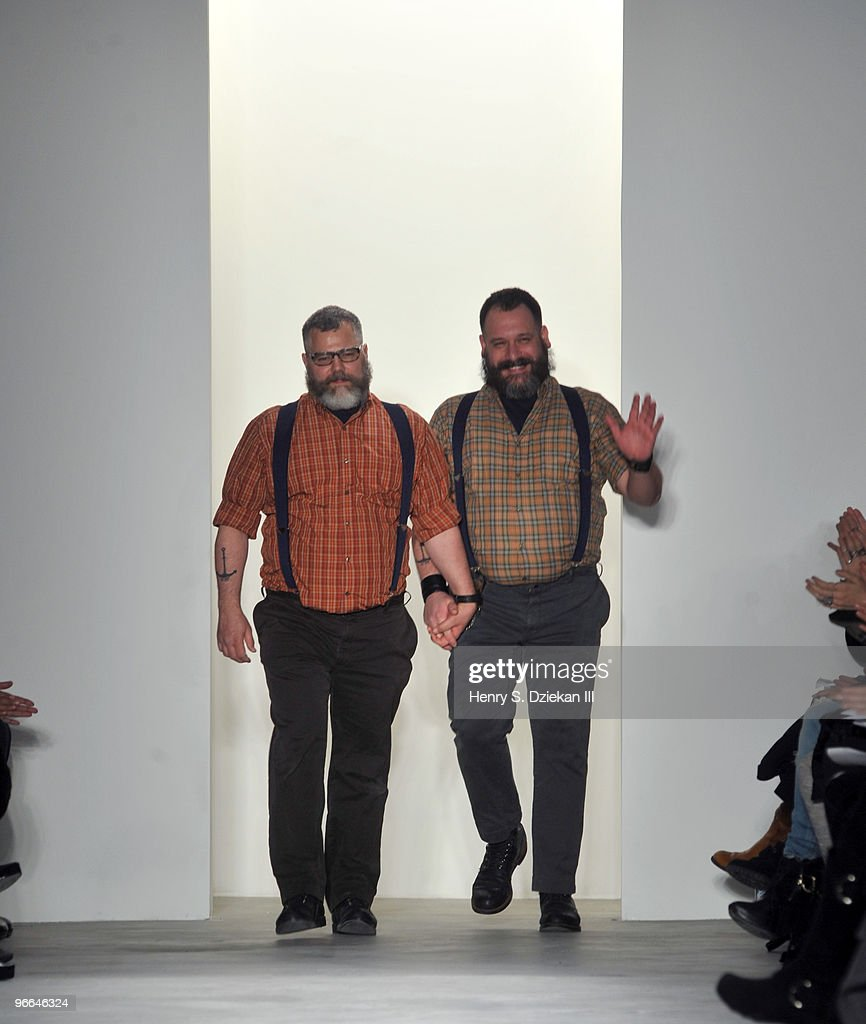 Designers Jeffrey Costello And Robert Tagliapietra Attends The News Photo Getty Images