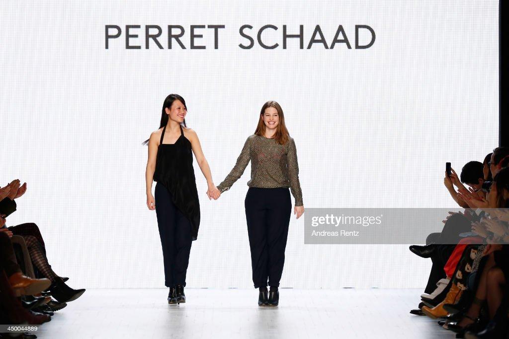 Perret Schaad Runway - Mercedes-Benz Fashion Days Zurich 2013