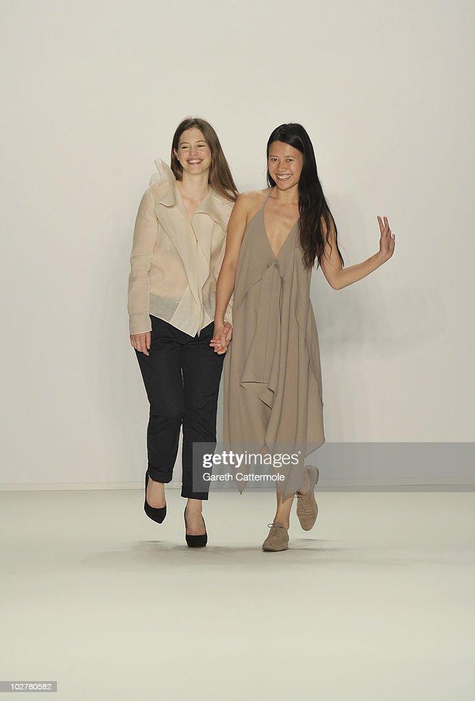 Perret Schaad Show - Mercedes Benz Fashion Week Spring/Summer 2011
