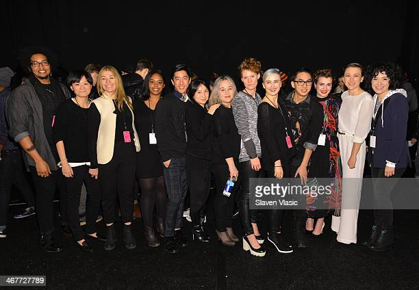 Designers Joseph Khawane, Mingyu Du, Jasmine Gonzales, Elizabeth Castellon, Earnest Haung, Hong Ni, Flora Cervantes, Lori Solem, Arijana Kajdic,...