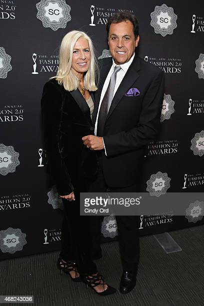 598cf0b469ce2c Designers Libby Edelman and Sam Edelman attend the 2015 Fashion 20 Awards  at Merkin Concert Hall