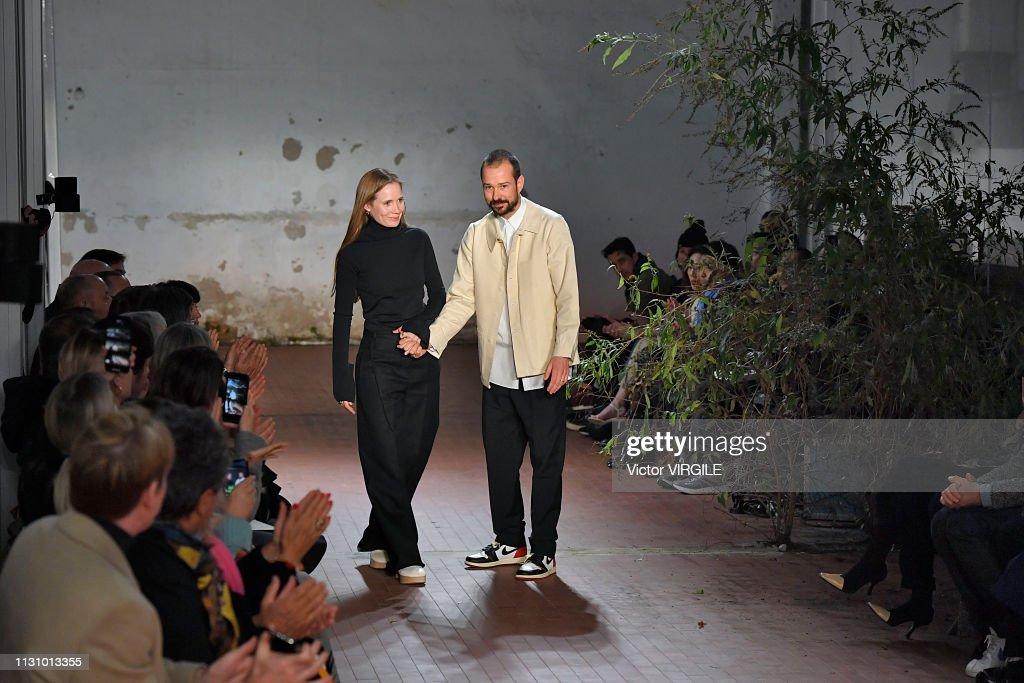 Jil Sander - Runway- Milan Fashion Week Autumn/Winter 2019/20 : ニュース写真