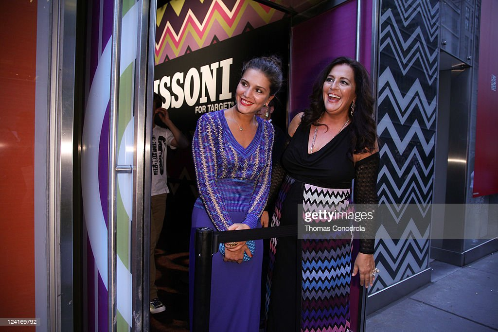 Missoni For Target Fashion's Night Out Pop-Up : ニュース写真
