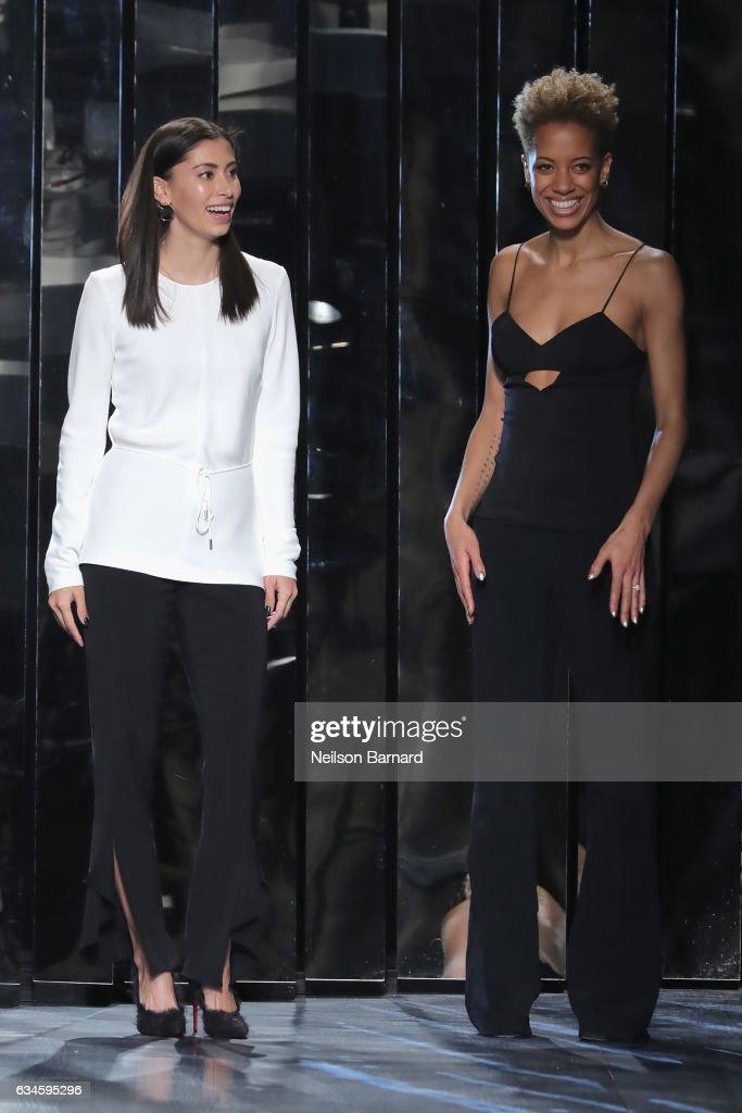 Cushnie Et Ochs - Runway - February 2017 - New York Fashion Week: The Shows