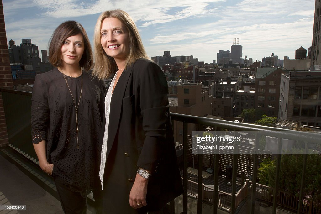 Nicky and Simone Zimmerman, The Daily Telegraph Australia, September 7, 2014
