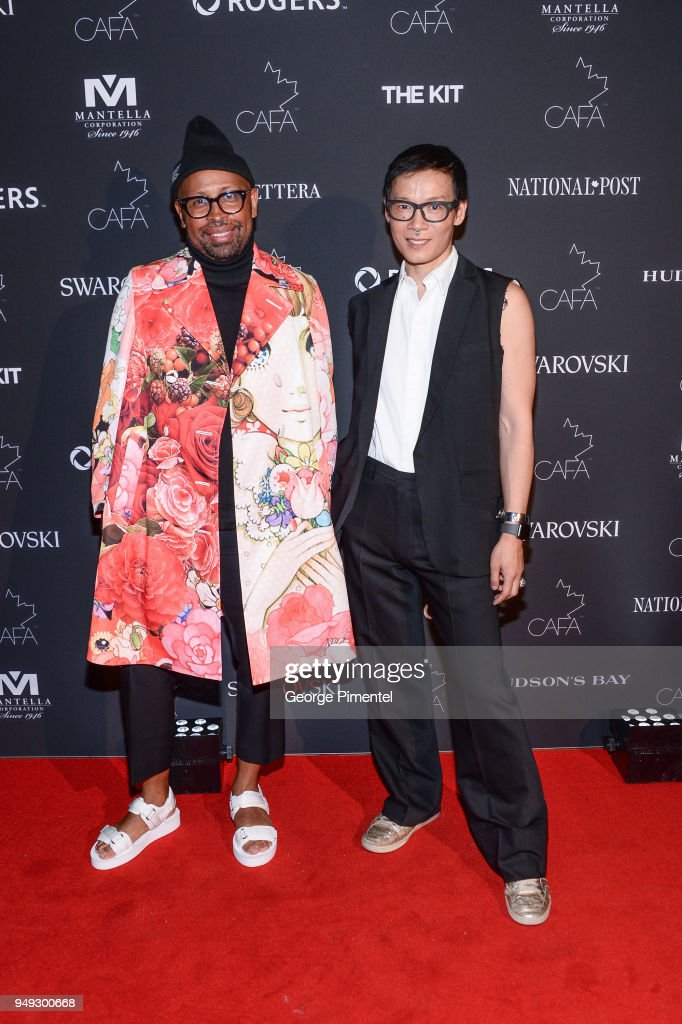 The 2018 Canadian Arts and Fashion Awards - Red Carpet