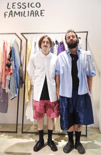 ITA: Sustainable Evolution - Presentation - Milan Men's Fashion Week Spring/Summer 2021/22