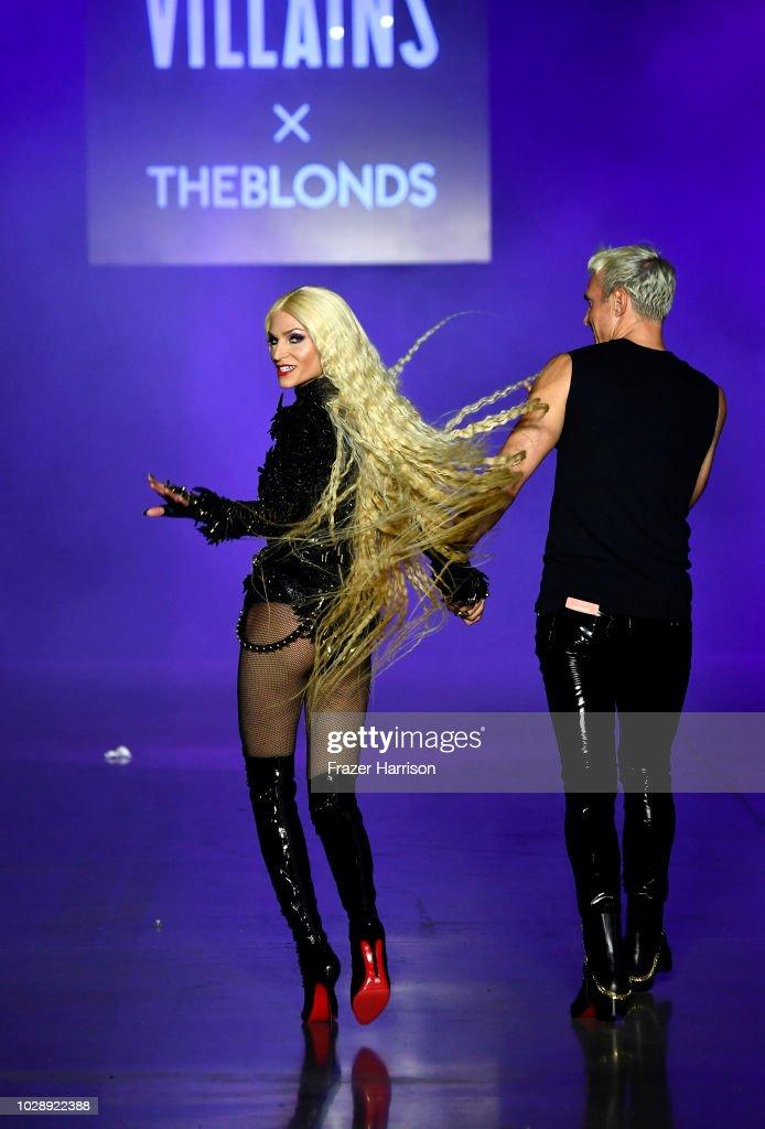 Disney Villains x The Blonds NYFW Show - Runway