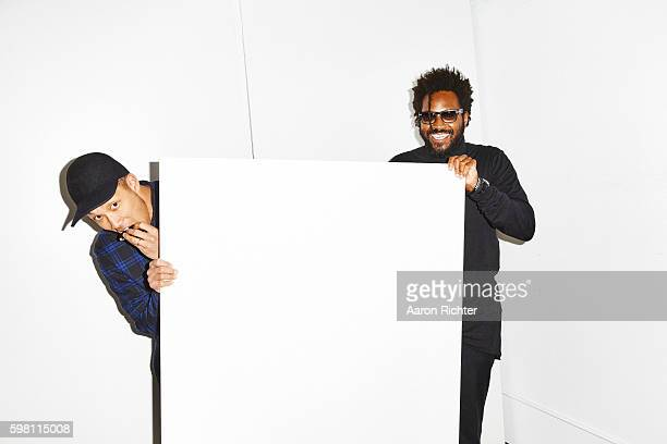 Designers Public School are photographed for Surface Magazine on March 3 2016 in New York City