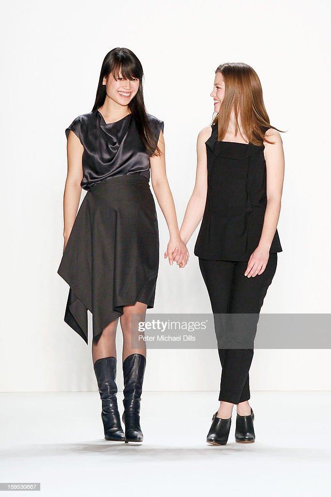 Perret Schaad Show - Mercedes-Benz Fashion Week Autumn/Winter 2013/14