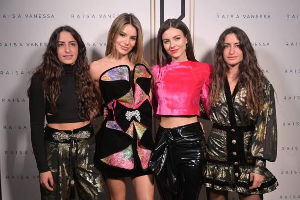 NY: Raisavanessa - Backstage - February 2020 - New York Fashion Week: The Shows