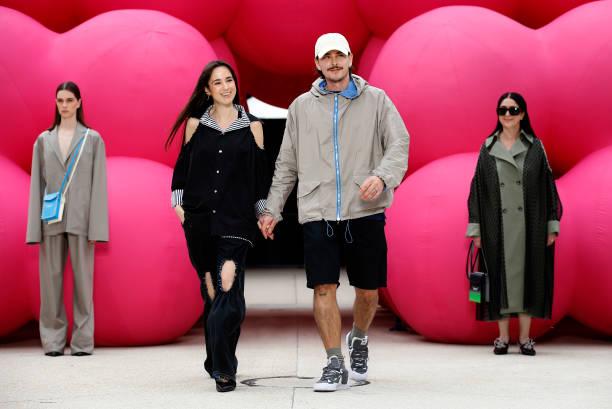 FRA: Victoria/Tomas : Runway - Paris Fashion Week - Womenswear Spring Summer 2022