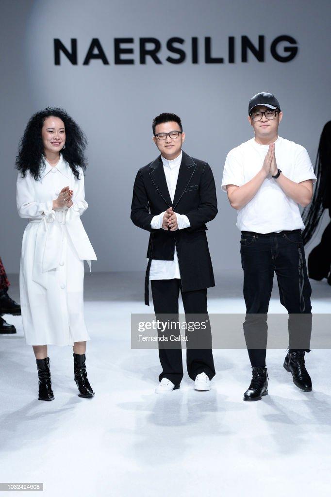 NY: Naersiling - Runway - September 2018 - New York Fashion Week: The Shows