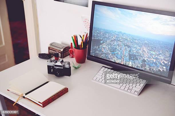 Designer Arbeitsbereich