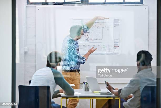 Entwurf Das Büro von morgen