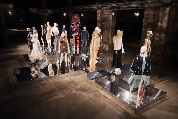 DEU: Fashion Open Studio - Mercedes-Benz Fashion Week Berlin January 2021