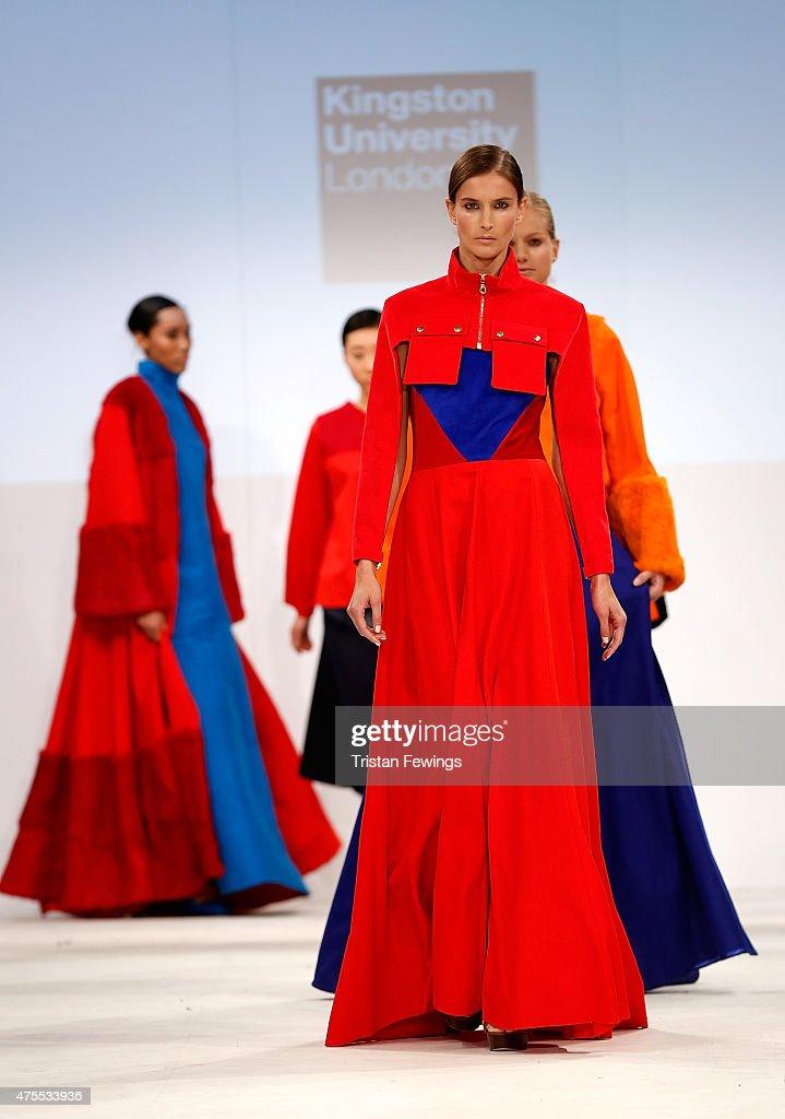 Graduate Fashion Week - Day 3