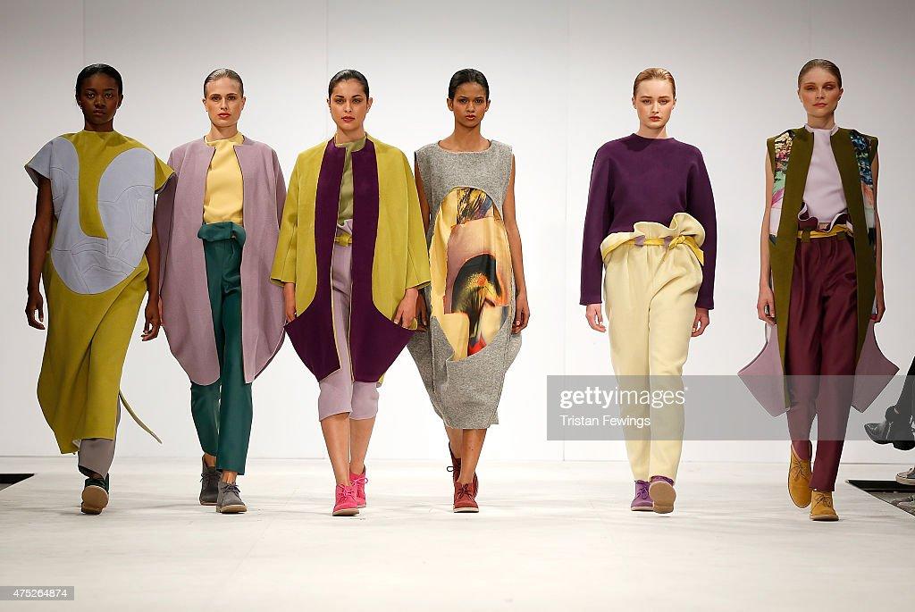 Graduate Fashion Week - Day 1 : News Photo