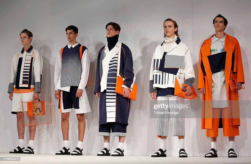 Designs By Yvonne Yao Of Nottingham Trent University On Day 3 Of News Photo Getty Images