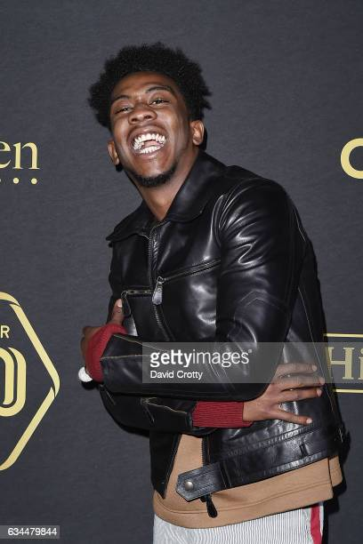 Desiigner attends the 2017 Billboard Power 100 at Cecconi's on February 9 2017 in West Hollywood California