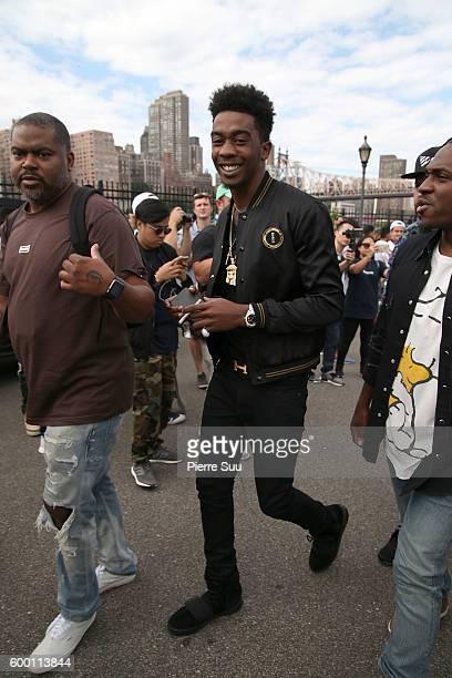 Desiigner seen on September 7 2016 in New York City
