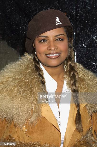 Desiree Coleman Jackson during Death To Smoochy Premiere at Ziegfeld Theatre in New York City New York United States