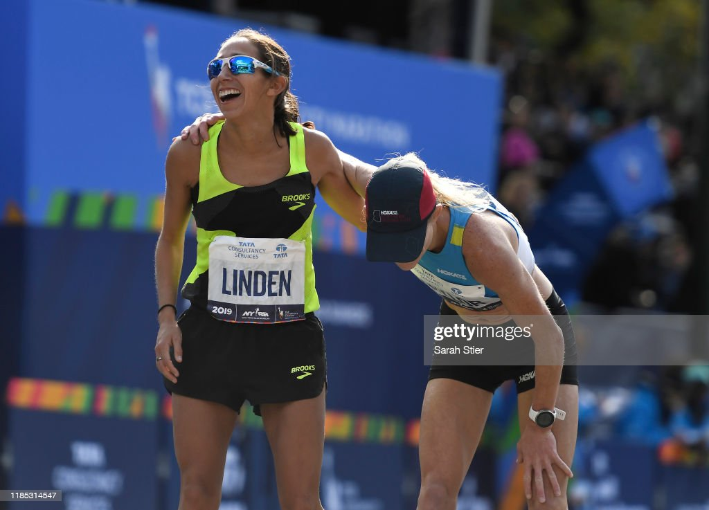 2019 TCS New York City Marathon : News Photo