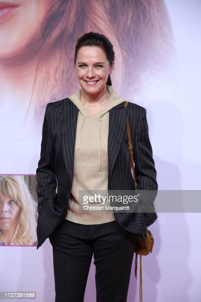 Desiree Nosbusch attends the premiere of the film Sweethearts at Zoo Palast on February 04 2019 in Berlin Germany