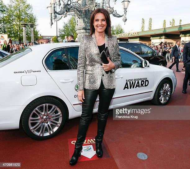 Desiree Nosbusch attends the Skoda at Radio Regenbogen Award 2015 on April 24 2015 in Rust Germany
