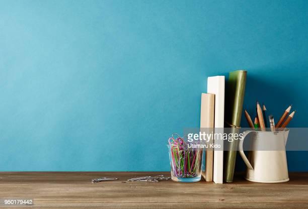 desk. - 机 ストックフォトと画像