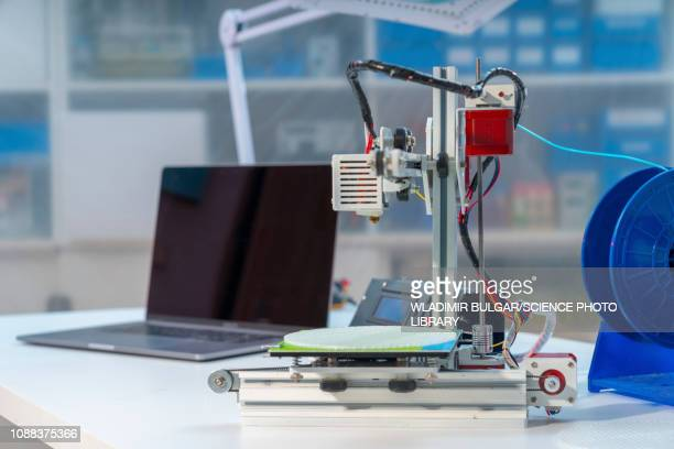 desktop 3d printer - industrial revolution bildbanksfoton och bilder